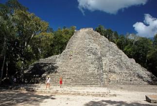 Coba Mayan Encounter