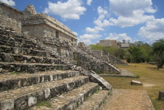 Ek Balam & Cenote Maya