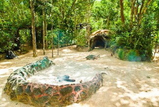 Temazcal Sweat Lodge Experience