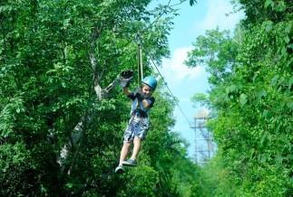 Mayan Xtreme Ziplining Tour