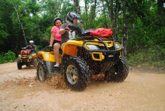 ATV & Zipline Adventure Tour