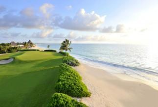 El Camaleon Golf Course at Mayakoba