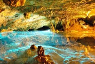 Tulum underground cenote! Cenote Atum