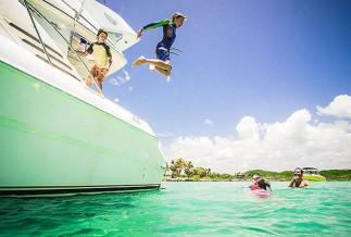 Private Yacht - Snorkel at XPU-HA