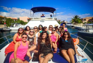 Private Yacht - Tulum Ruins Tour