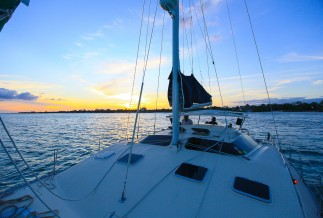 Private Catamaran Tulum