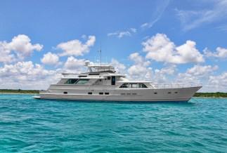 Private yacht Sunset Cruise Riviera Maya