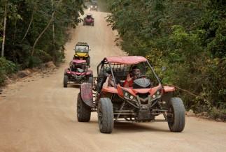 Jungle Buggy Tour Playa del Carmen / Rent a Buggy