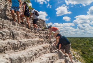 Coba and Reef Adventure