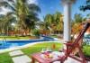 El Dorado Royale villa terrace
