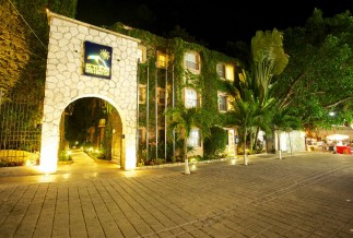 Hotel Tukan & Beach Club hotel view