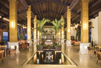 Dreams Riviera Cancun lobby